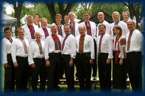 Akord Men's Choir Practice